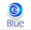 Hotel Blue Concept